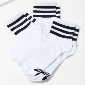 Adidas Originals 3-Stripe Ankle Sock 3-Pack